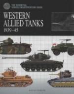 41756 - Porter, D. - Western Allied Tanks 1939-45