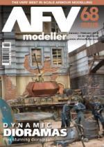 41783 - AFV Modeller,  - AFV Modeller 068. Dynamic dioramas