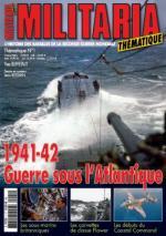 41825 - Armes Militaria, HS - Thematique Militaria 01: 1941-42 Guerre sous l'Atlantique
