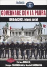 41867 - AAVV,  - Governare con la paura. Il G8 del 2001, i giorni nostri. Libro+DVD