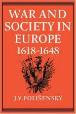 41887 - Polisensky, J. - War and Society in Europe 1618-1648