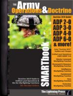 42120 - AAVV,  - Army Operations and Doctrine SMARTbook. 5th Rev. Edition