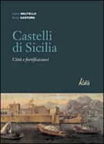 42269 - Militello-Santoro, F.-R. - Castelli di Sicilia. Citta' e fortificazioni