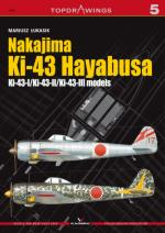 42304 - Lukasik, M. - Top Drawings 05: Nakajima Ki 43 Hayabusa. Ki-43-I/Ki-43-II/Ki-43-III models