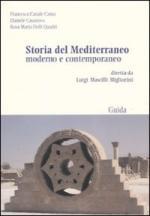 42322 - AAVV,  - Storia del Mediterraneo moderno e contemporaneo