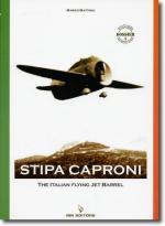 42331 - Mattioli, M. - Stipa Caproni. The Italian Flying Jet Barrel