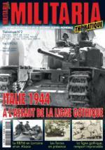 42389 - Armes Militaria, HS - Thematique Militaria 02: Italie 44. A l'assaut de la Ligne Gothique