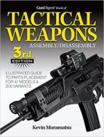 42451 - Wood, J.B. - Gun Digest Book of Tactical Weapons Assembly/Disassembly 3rd Ed.