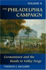42454 - McGuire, T.J. - Philadelphia Campaign Vol 2. Germantown and the Roads to Valley Forge