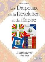 42478 - Letrun, L. - Drapeaux de la Revolution et de l'Empire: l'Infanterie (Les)