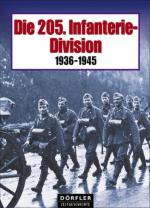 42541 - AAVV,  - 205. Infanterie-Division 1936-1945 (Die)