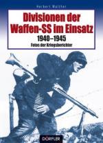 42550 - Walther, H. - Divisionen der Waffen-SS im Einsatz 1940-1945. Fotos der Kriegsberichter