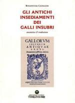 42772 - Castiglioni, B. - Antichi insediamenti dei Galli Insubri (Gli)