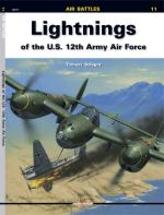 42844 - Szlagor, T. - Air Battles 11: Lighthnings of the US 12th Army Air Force