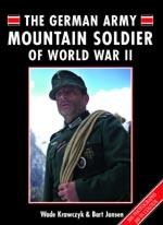 42886 - Krawczyk-Jansen,  - German Army Mountain Soldier of WWII