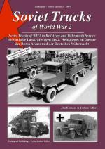 43063 - Kinnear-Vollert, J.-J. - Tankograd Soviet Special 2007: Soviet Trucks of World War 2. Soviet Trucks of WW2 in Red Army and Wehrmacht Service