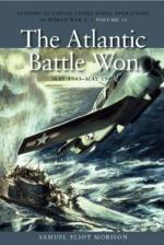 43104 - Morison, S.E. - Atlantic Battle Won. May 1943-1945. History of United States Naval Operations in WWII Vol 10 (The)