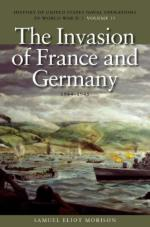 43106 - Morison, S.E. - Invasion of France and Germany. 1944-1945. History of United States Naval Operations in WWII Vol 11