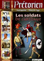 43179 - Pretorien,  - Pretorien 11. Les soldats de Carthage