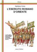 43246 - Cimino, G. - Esercito romano d'oriente (L')