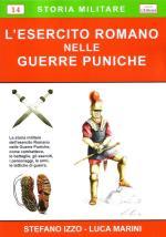 43268 - Izzo-Marini, S.-L. - Esercito romano nelle guerre puniche (L')