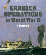 43310 - Brown, J.D. - Carrier Operations in WWII