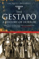 43331 - Delarue, J. - Gestapo. A History of Horror (The)