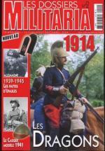 43357 - AAVV,  - Dossiers Militaria 02: Les Dragons