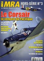 43426 - AAVV,  - Corsair. Le vengeur du Pacificque - Mod. Reduit Avion HS 03 (Le)