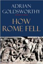 43453 - Goldsworthy, A. - How Rome Fell. Death of a Superpower