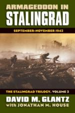 43483 - Glantz, D.M. - Armageddon in Stalingrad. September-November 1942 - Stalingrad Trilogy Vol 2