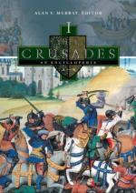 43484 - Murray, A.V. - Crusades an Encyclopedia (The) 4 Voll