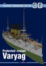 43504 - Draminski, S. - Super Drawings 3D 08: Protected Cruiser Varyag