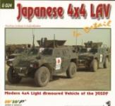 43514 - Koran, F. - Present Vehicle 24: Japanese 4x4 LAV in detail
