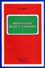 43539 - Abba , G.C. - Montenotte, Dego e Cosseria