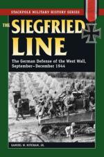 43553 - Mitcham, S.W. - Siegfried Line. The German Defense of the West Wall. September-December 1944