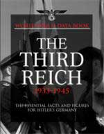 43582 - McNab, C. - WWII Data Book. The Third Reich 1933-1945. The essential Facts and Figures for Hitler's Germany