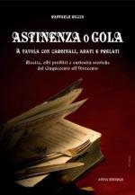 43596 - Riccio, R. - Astinenza o gola. A tavola con cardinali, abati e prelati