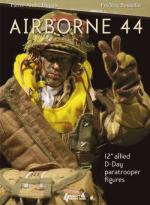 43628 - Dupuis-Bouteiller, P.A.-F. - Airborne 44. 12 Inches Allied D-Day Paratrooper Figures