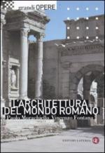 43696 - Morachiello-Fontana, P.-V. - Architettura del mondo romano (L')