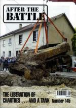 43726 - ATB,  - After the Battle 145 Liberation of Chartres... and a Tank