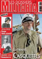 43803 - AAVV,  - Dossiers Militaria 03: Luftwaffe Casquettes