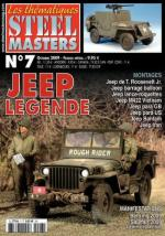 43810 - Steel Masters, HS - Thematique Steel Masters 07: Jeep Legende