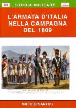 43819 - Santus, M. - Armata d'Italia nella Campagna del 1809 (L')