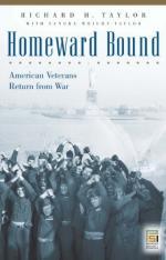 43823 - Taylor, R.H. - Homeward Bound. American Veterans Return from War