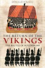 43946 - Scraggs, D. - Return of the Vikings. The Battle of Maldon 991 (The)
