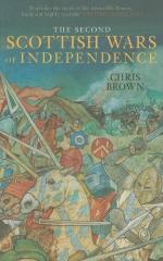43947 - Brown, C. - Second Scottish Wars of Independence 1332-1363