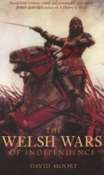 43948 - Moore, D. - Welsh Wars of Independence (The)