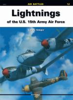 43953 - Szlagor, T. - Air Battles 12: Lighthnings of the US 15th Army Air Force