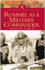 44011 - Lewin, R. - Rommel as a Military Commander